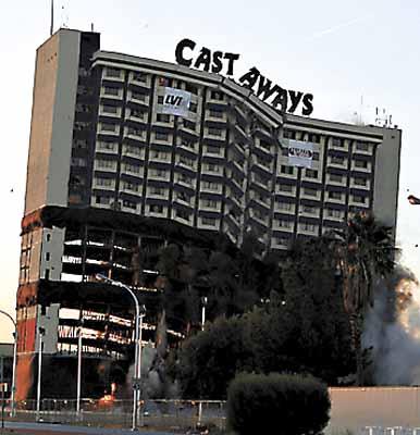 Casino castaway hotel gambling in las vegas airport